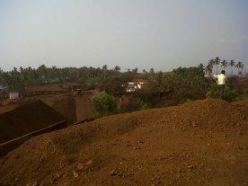Iron Ore from Goa, Kandla, Gandhidham, Rajasthan, Madhya Prades