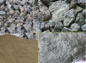 Silico Manganese slag and Blast Furnace Slag